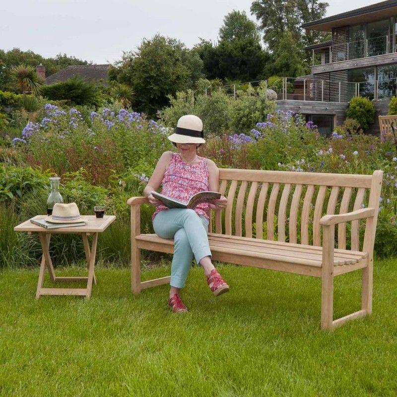 Alexander Rose Garden Furniture Sale Alexander rose roble broadfield garden bench 5ft 15m alexander rose roble broadfield garden bench 5ft 15m workwithnaturefo