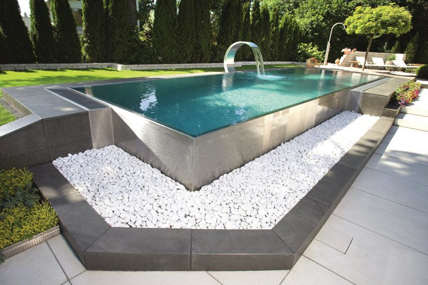 European Stainless Steel Pool Manufacturer Berndorf Enters U.S. ...