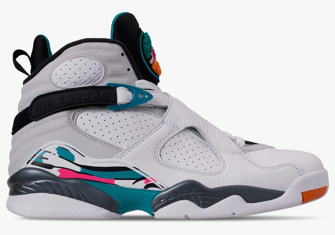 b2be2de8389 Air Jordan 8 South Beach Release Date #thatdope #sneakers #luxury #dope  #fashion #trending