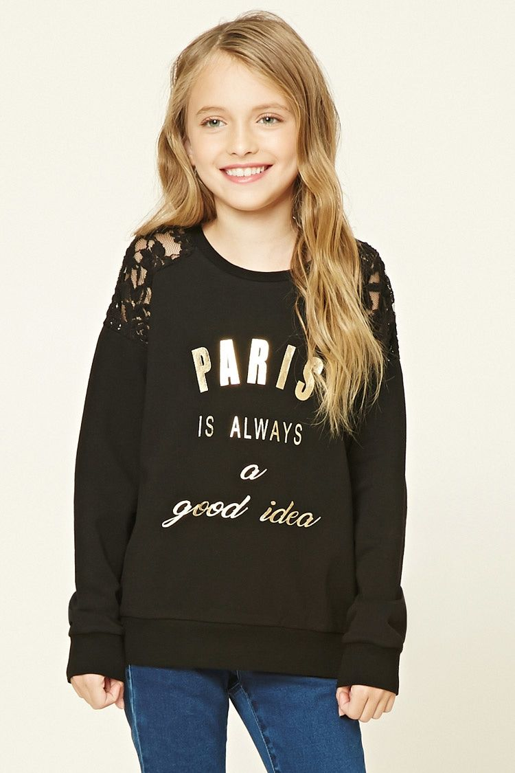 "Jersey ""Paris Is Always a Good Idea"""