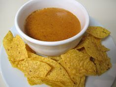 I Believe I Can Fry: Chili Cheese Dip. I'm on a mission to recreate Buffalo Wild Wings' Chile con queso.