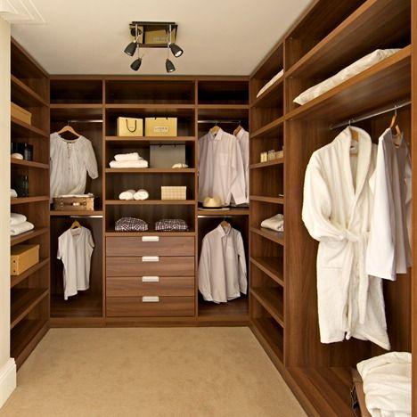 Closets :: Neatsmith | 22 38 Walnut Walk In Wardrobe #
