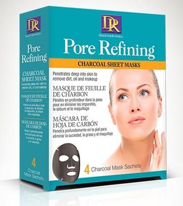 Daggett & Ramsdell Pore Refining Charcoal Masks Face It Lightly Cleanser Balanced Guru 4 oz Liquid