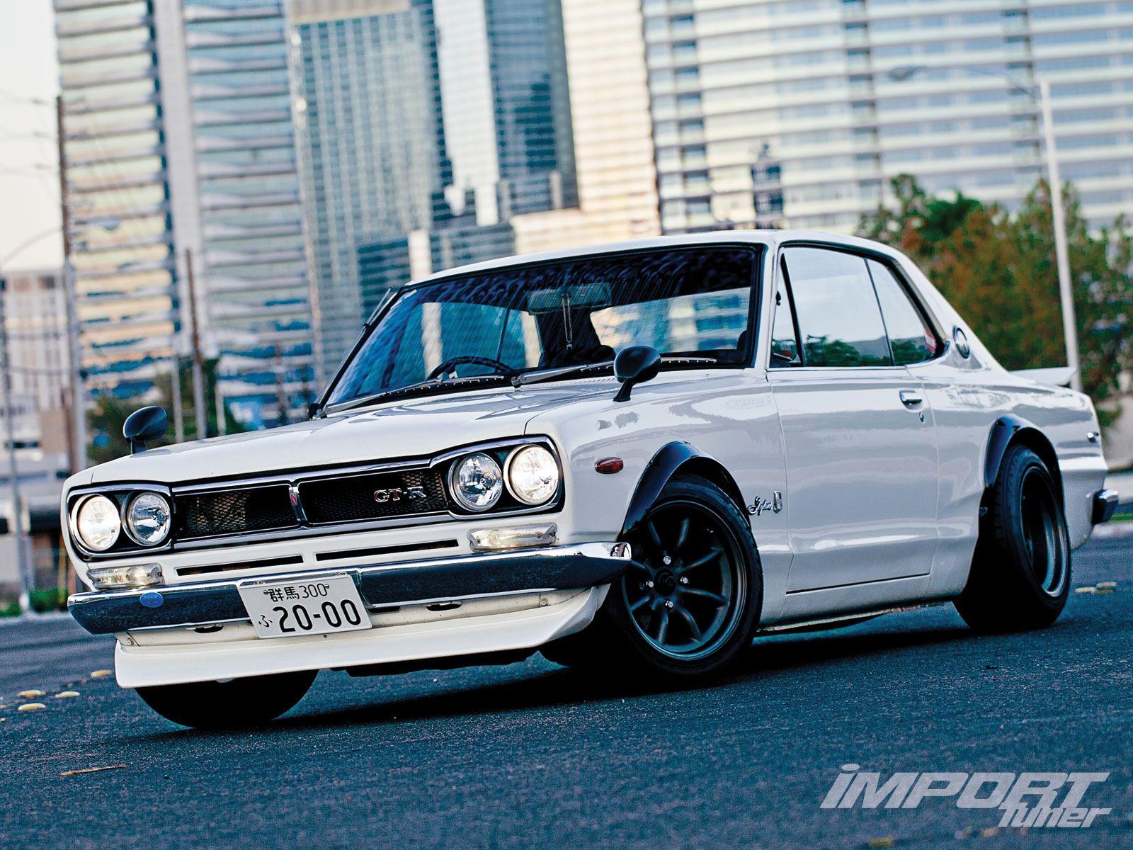 top-old-school-chassis-1972-nissan-skyline-hakosuka ...  1972 Nissan Skyline Jdm