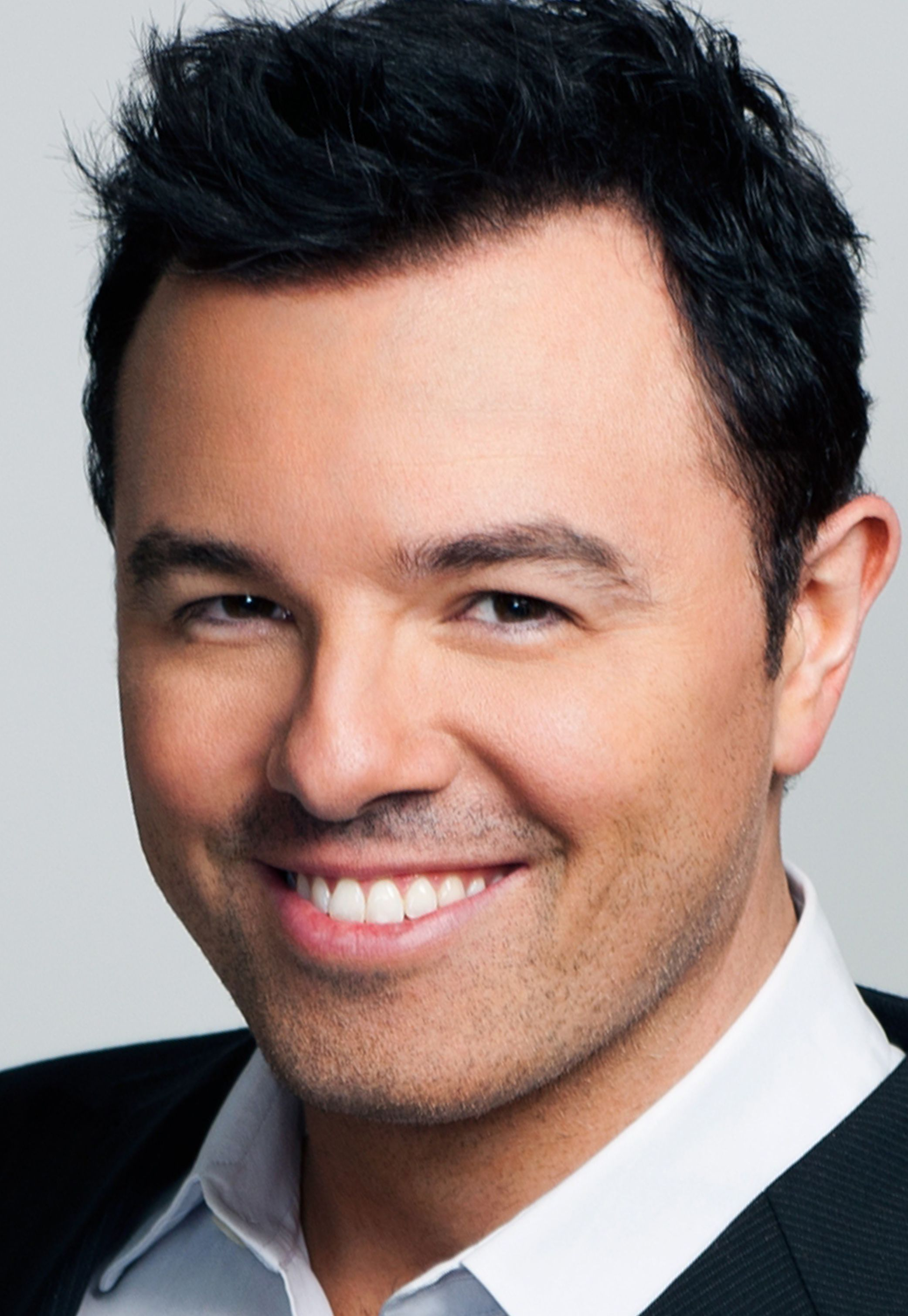 Seth MacFarlane.  I think he is so freakin' gorgeous.  And that voice!  *swoon*