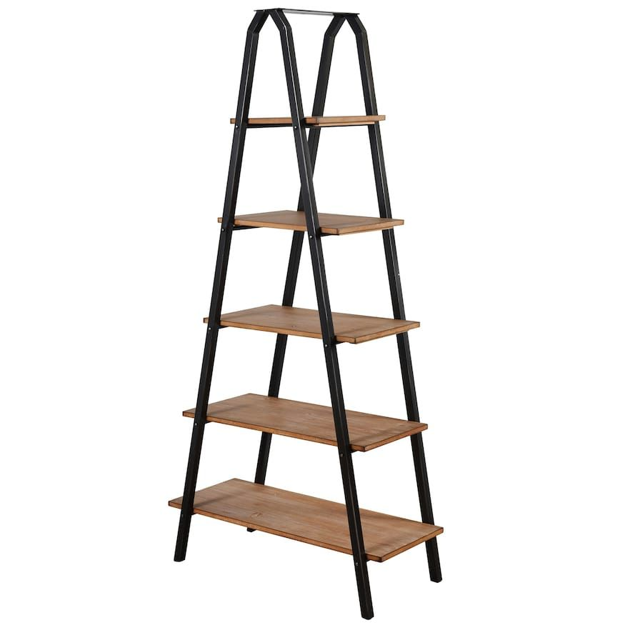Archer Ridge Tapered Ladder Bookshelf