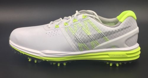 detailed look 73015 553c4 New Nike Lunar Control 3 Golf Shoes White Volt 704676 101 Women s 9.5W