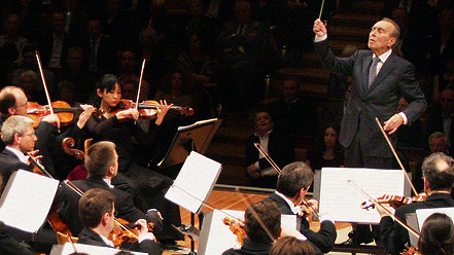 Hector berlioz symphonie fantastique claudio abbado for Casa discografica musica classica