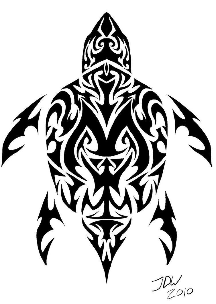 Griffe Tattoo Tartaruga Dolphin And Hawaiian Flower Tattoos