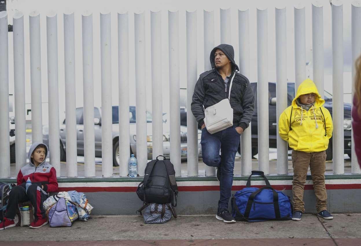 Immigration in 2020 asylum seekers american civil