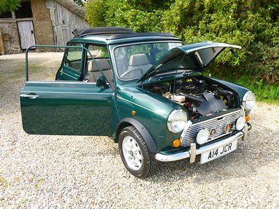 Ebay Classic Mini Rover British Open Classic On Just 8700 Miles