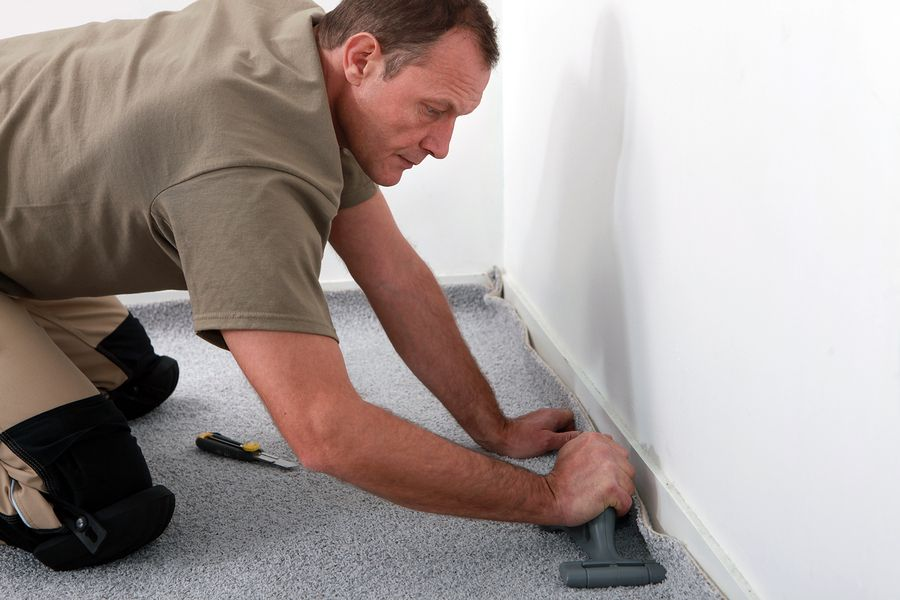 Diy Is Every Pinner S Favorite Word But Have You Ever Had A Carpet Installation Diy Project Go Wrong N Carpet Installation Floor Installation Soundproof Room