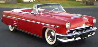 1954 Mercury Monterey Convertible. Classic Mercury cars & hard to find parts for…