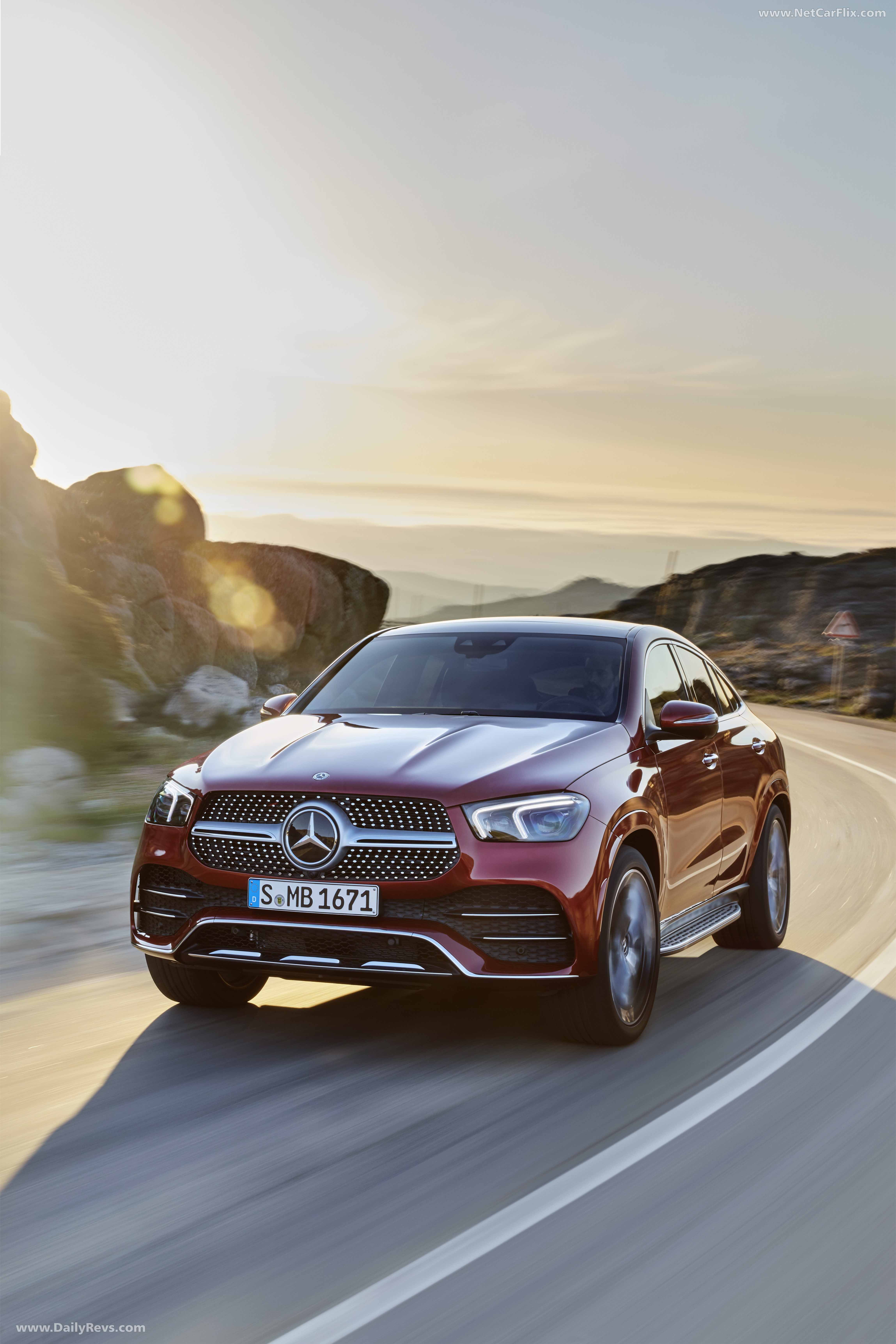 2020 Mercedes Benz Gle Coupe Hd Pictures Videos Specs