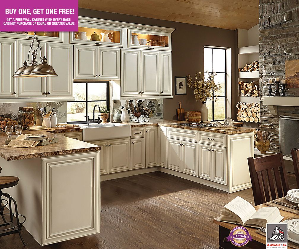 Cabinets To Go Victoria Ivory Kitchen Cabinets Cabinets To Go With Images Kitchen Cabinet Remodel Modern Kitchen Cabinet Design Kitchen Remodel Layout