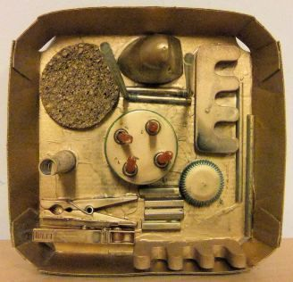 Assemblage (Louise Nevelson)