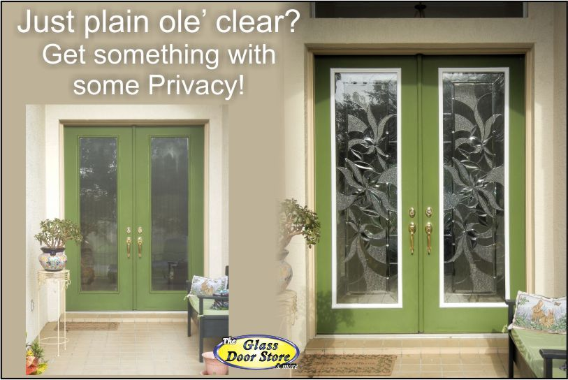 glass front doors privacy. Change The Clear Glass In Front Doors To A Privacy Door Insert. This T