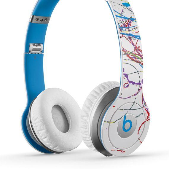 Futura X Beats By Dr Dre Solo Hd Artist Series Headphones Audifonos Beats Audifonos Lindos Audifonos