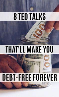 8 Finanzielle Ted-Gespräche, die Ihr Leben verändern werden   – Money