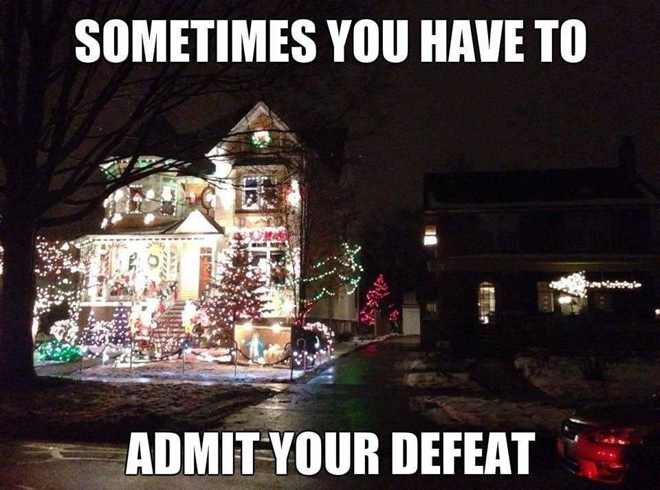 Christmas Light Meme.Funny Christmas Lights Meme Christmas Christmas Humor Funny