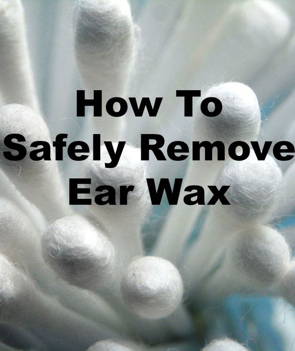 How to remove ear wax ear wax wax and remedies how to remove ear wax my honeys place solutioingenieria Image collections