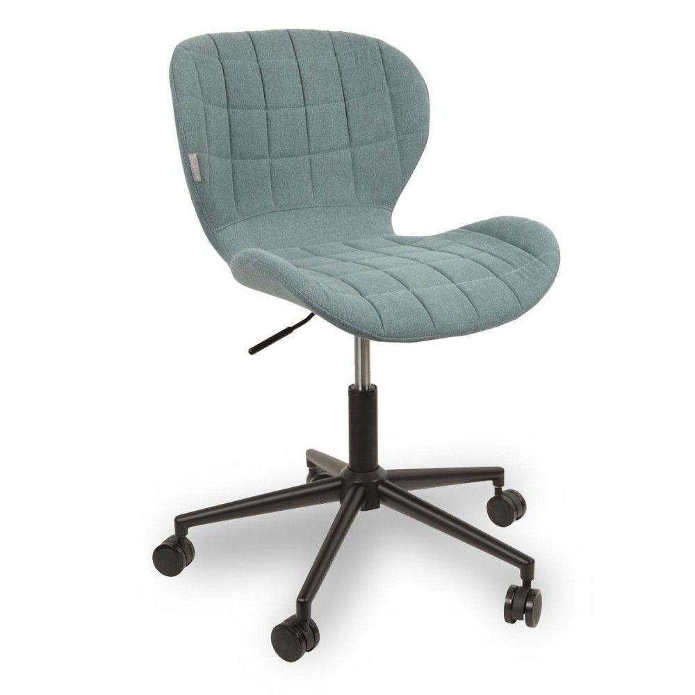 Chaise De Bureau Confort OMG Zuiver Chaise De Bureau Design - Fauteuil design bureau