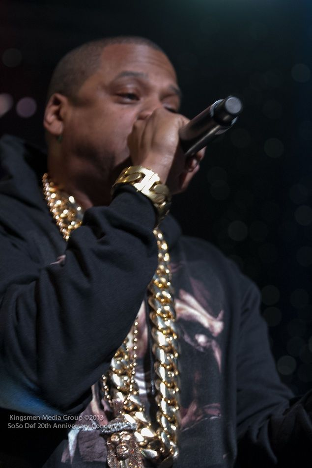 Jay Z Wearing Pyrex Vision Religion Hoo 5 Kilo Gold Cuban Link Chain Piece Celine Bracelet
