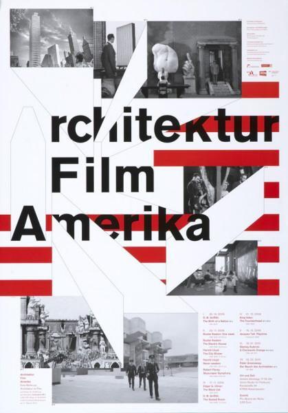 Plakat Design Architektur