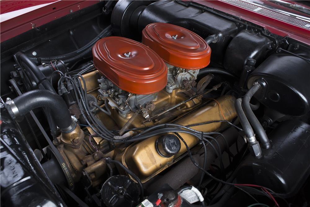 1958 plymouth fury engine