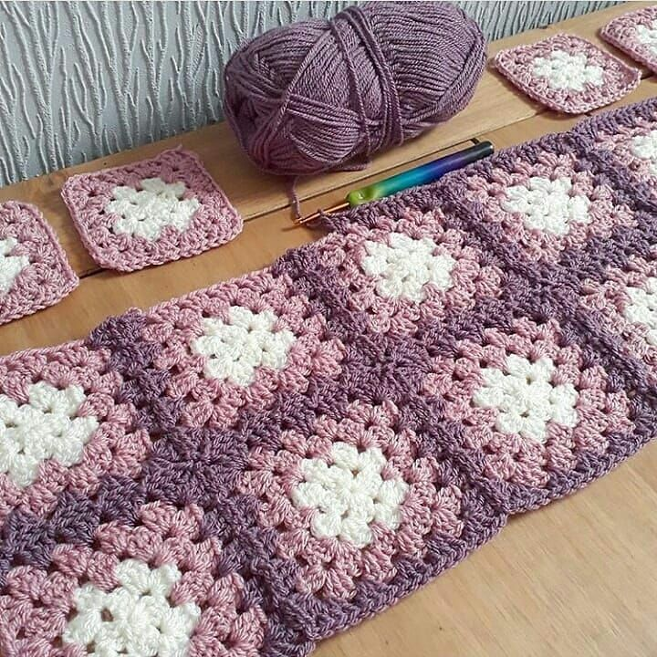 52+ Quick And Easy FREE Crochet Blanket Patterns For Beauty Homes! - Page 17 of 49 - Daily Crochet!