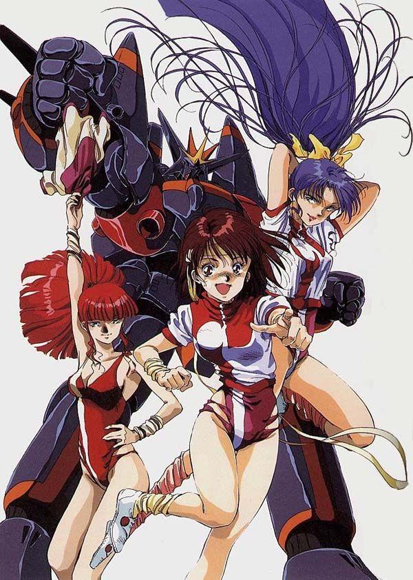 Gunbuster Is One Of The Best Animu Ever Made Real Talk Anime Manga Anime Mecha Anime