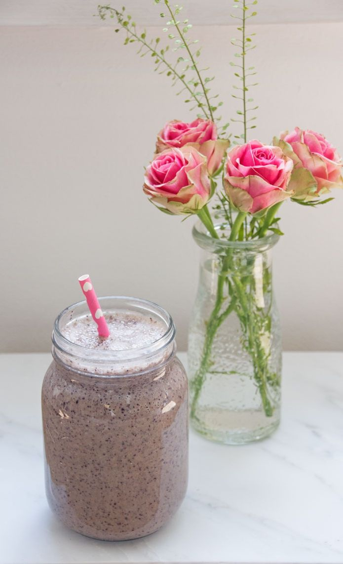 Sweet Protein Boost Smoothie
