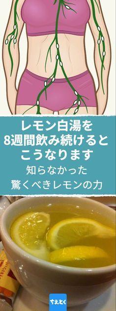 Photo of レモン白湯を毎日8週間飲み続けるとこうなります