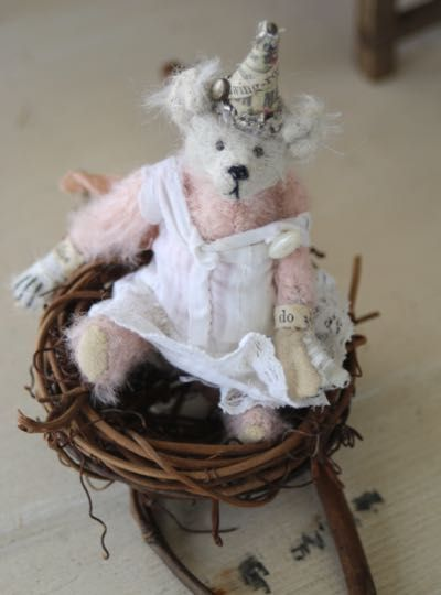 …fab ooak creation by artist Letty Worley, available exclusively at www.EarthAngelsStudios.com