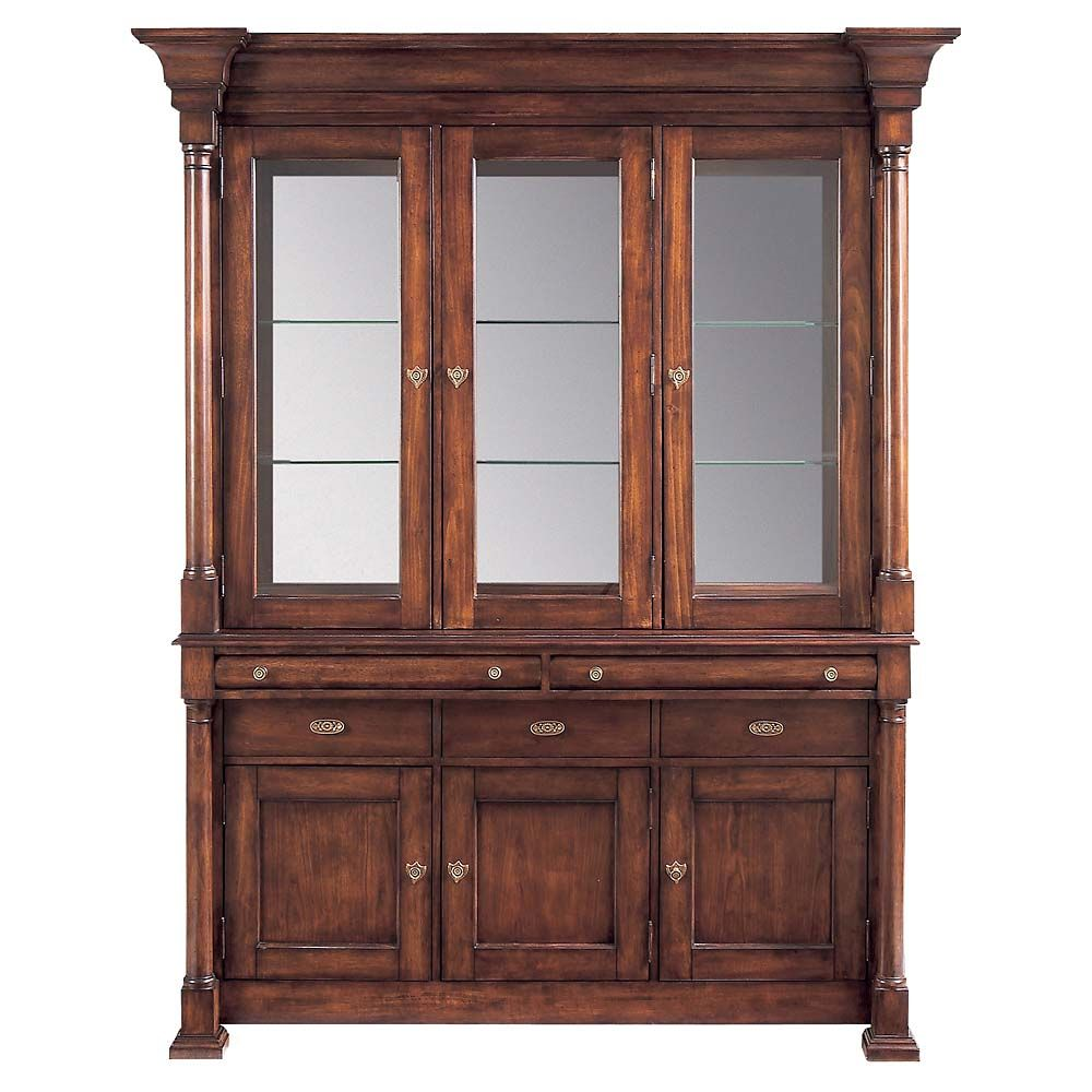 Bassett China Hutch French Dining RoomsFormal