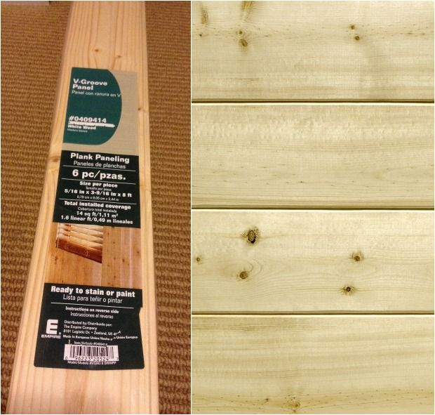 Kitchen Wall Treatment Ideas: DIY Plank Wall Tongue And Groove Tutorial