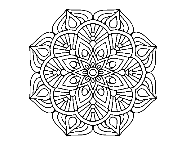 Mandalas Búsqueda De Google In 2020 Mandala Coloring Pattern Coloring Pages Art Pages