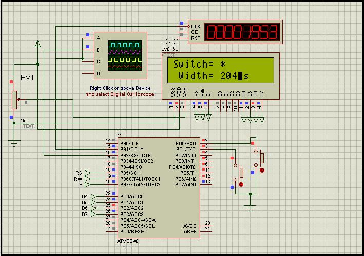 PWM using AVR Atmega8 - Just Execute It   ШИМ   Arduino, Electronics