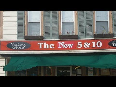Live From The Variety Store In Greene, New York GREAT