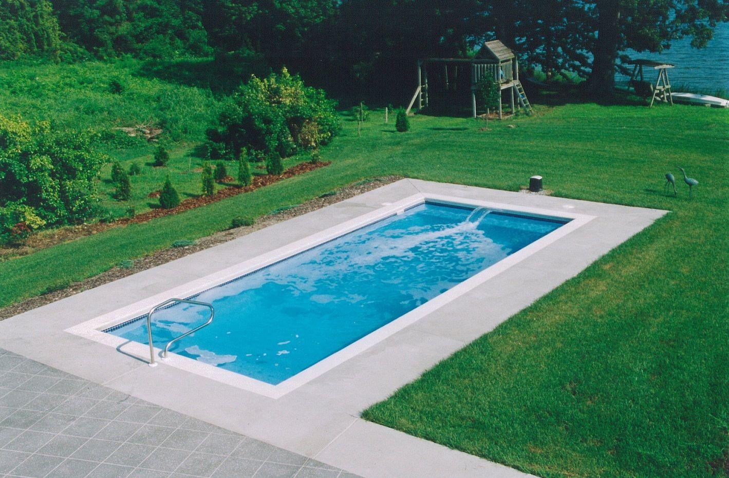Lap Pool Designs Size Bestlappooldesigns Small Inground Pool Swimming Pool Galleries Rectangular Pool