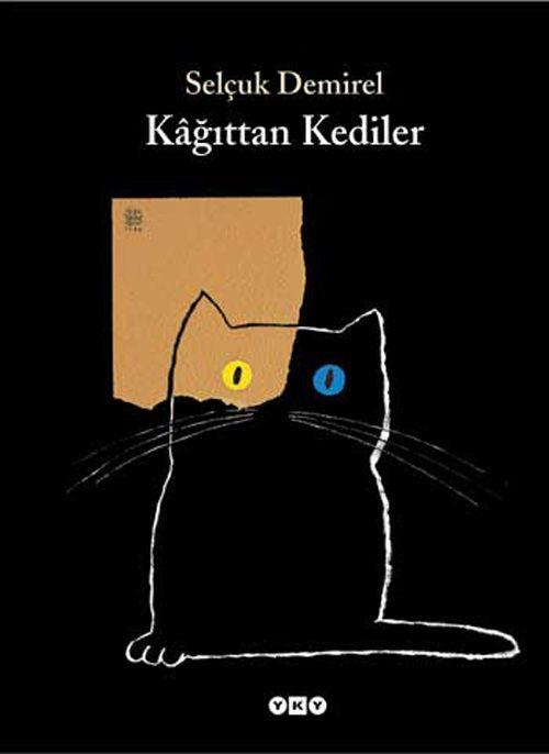 Özel Dizi - Selçuk Demirel - Selçuk Demirel'in birbirinden ilginç kedi çizimlerine Nazım Hikmet'ten Mallarmé'ye Oktay Rifat'tan Sait Faik'e kadar pek çok yazar ve şairin metinleri eşlik ediyor.