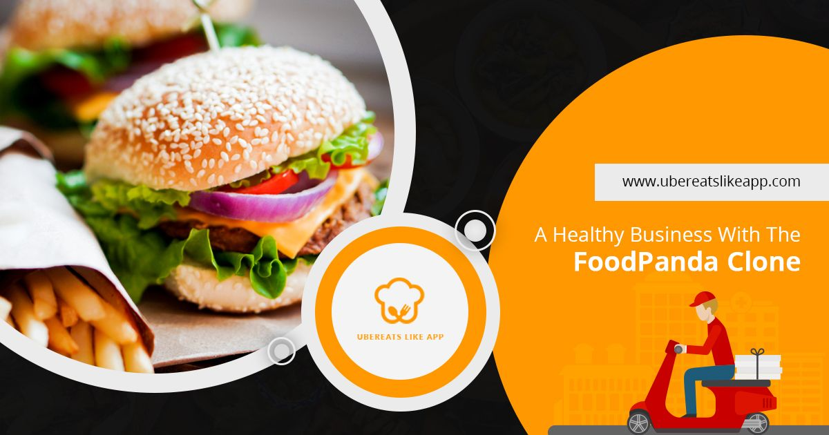 Get yourself a FoodPanda clone app to run a well-nourished and