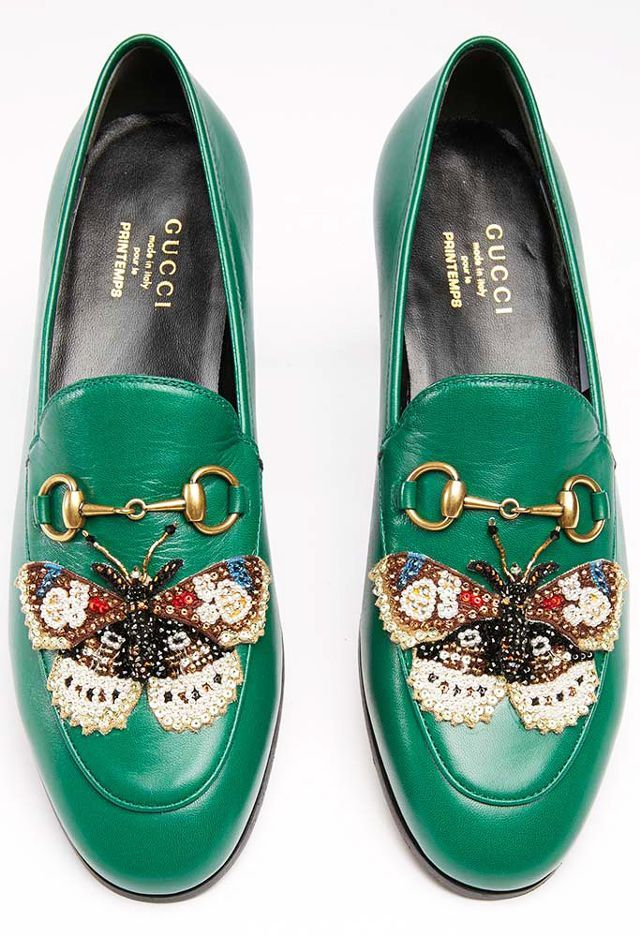 138b91901af These New Ultra-Rare Gucci Shoes Are So Beautiful