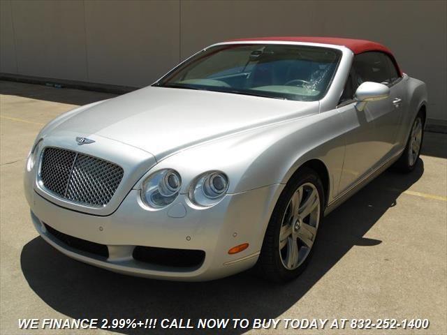 Bentley Other Gtc Convertible 2 Door Door Convertible Other Bentley Bentley Continental Bentley Bentley Car