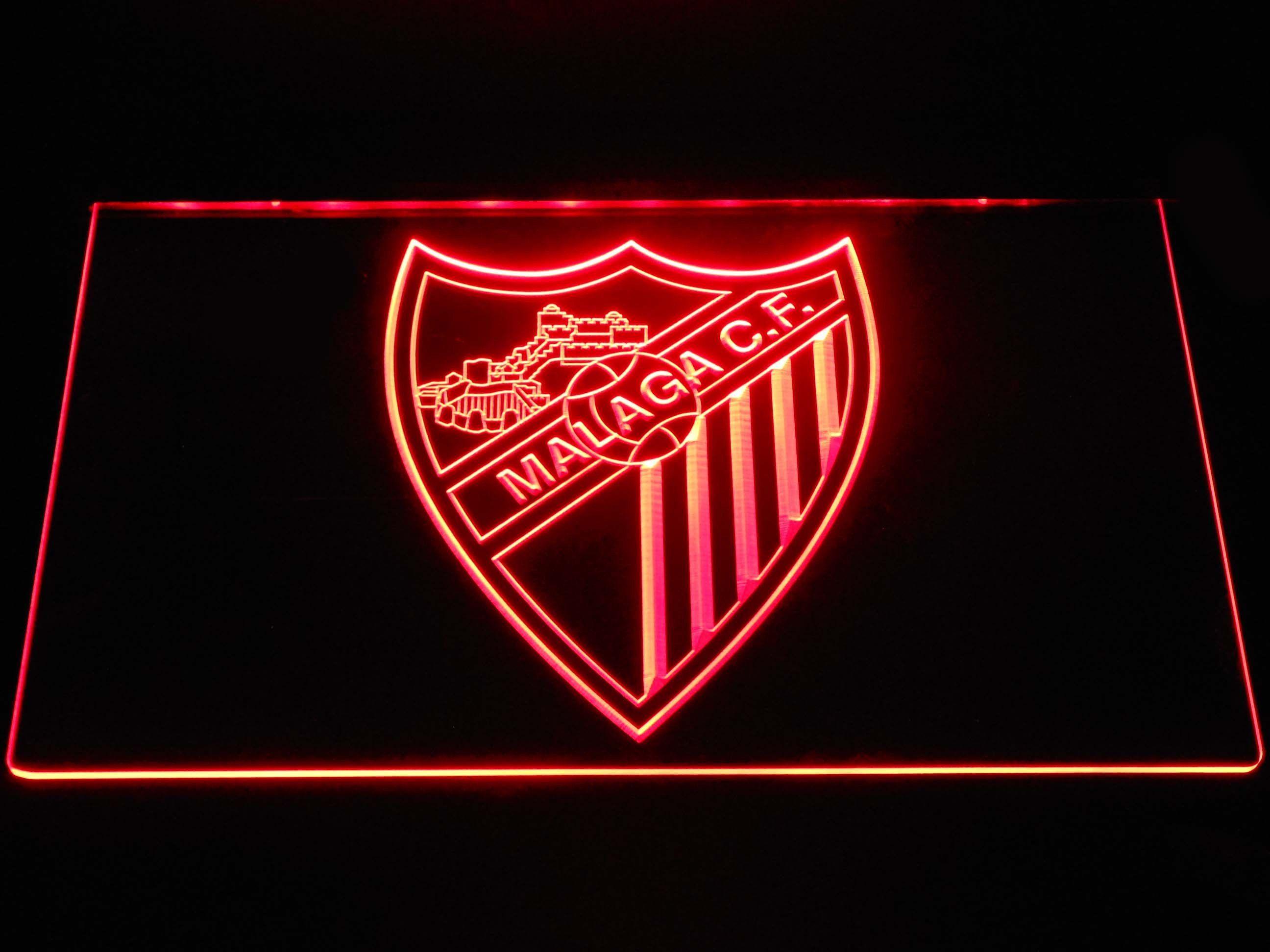 Malaga CF LED Neon Sign Neon signs, Malaga, Cool bedroom