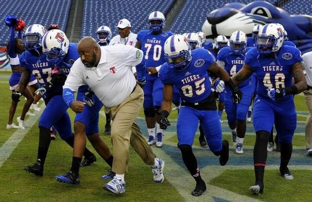 Pin By Cyrus Russ On 28th And Jefferson Football Coach Football Tennessee State University