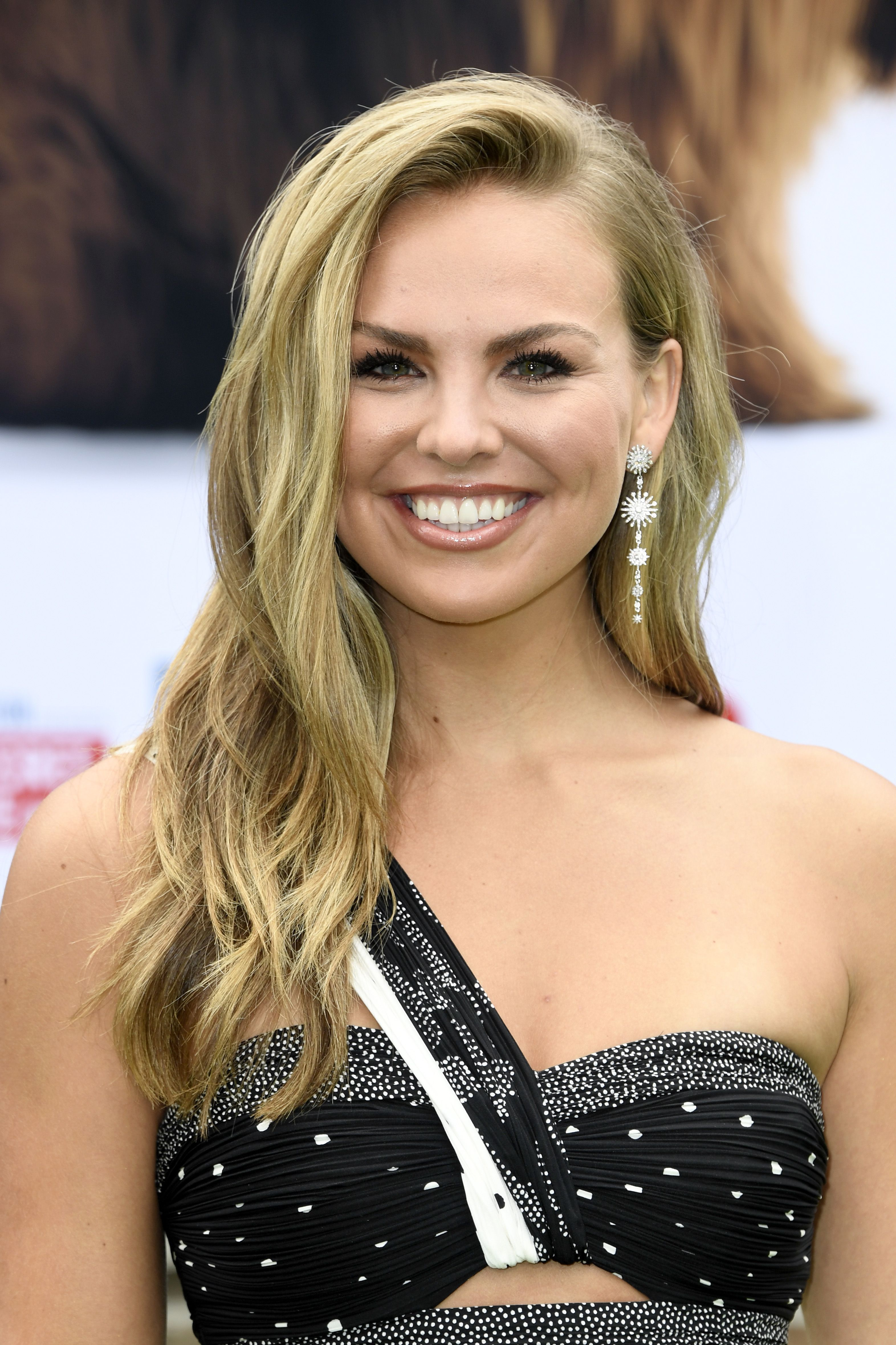 Hannah Brown At The The Secret Life Of Pets 2 Premiere On The Red Carpet Photo Credits Getty Images Hannah Brown Hollywood Glam Bachelorette