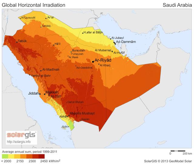 الطاقة الشمسية في السعودية Renewable Energy Projects Concentrated Solar Power Energy Projects