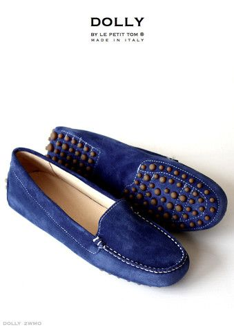 Le Petit Tom ® - womens moccasins, dames moccasins, women moccasin, made in Italy, dolly moccasins