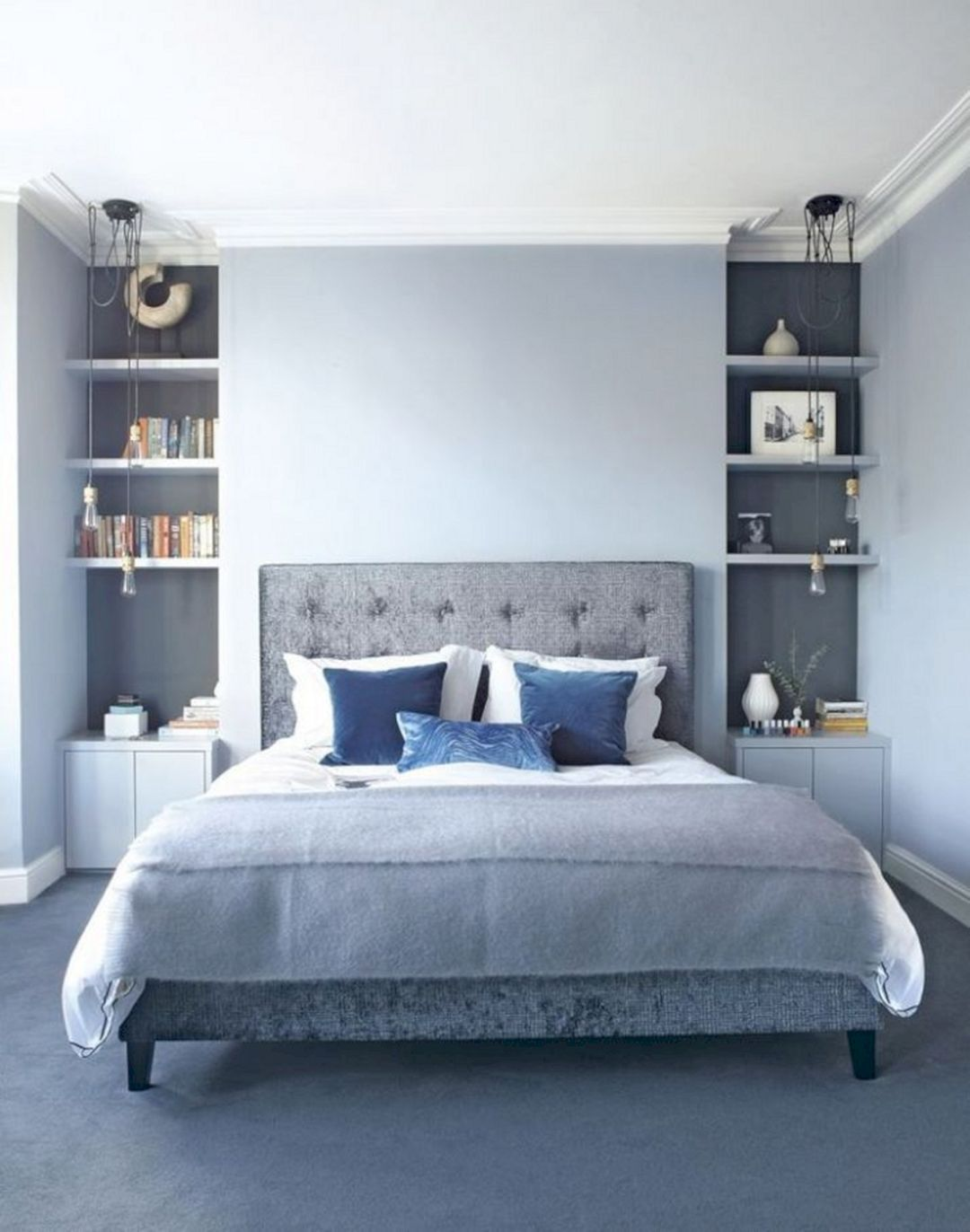 Outstanding 12+ Bedroom Paint Colors Ideas That Soothing